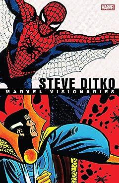 Marvel Visionaries: Steve Ditko