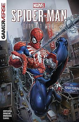 Marvel's Spider-Man: City At War