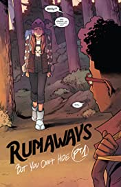 Runaways by Rainbow Rowell Vol. 4: But You Can't Hide
