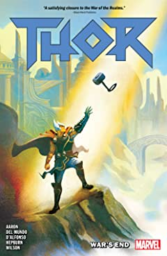 Thor Tome 3: War's End