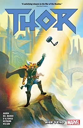 Thor Vol. 3: War's End