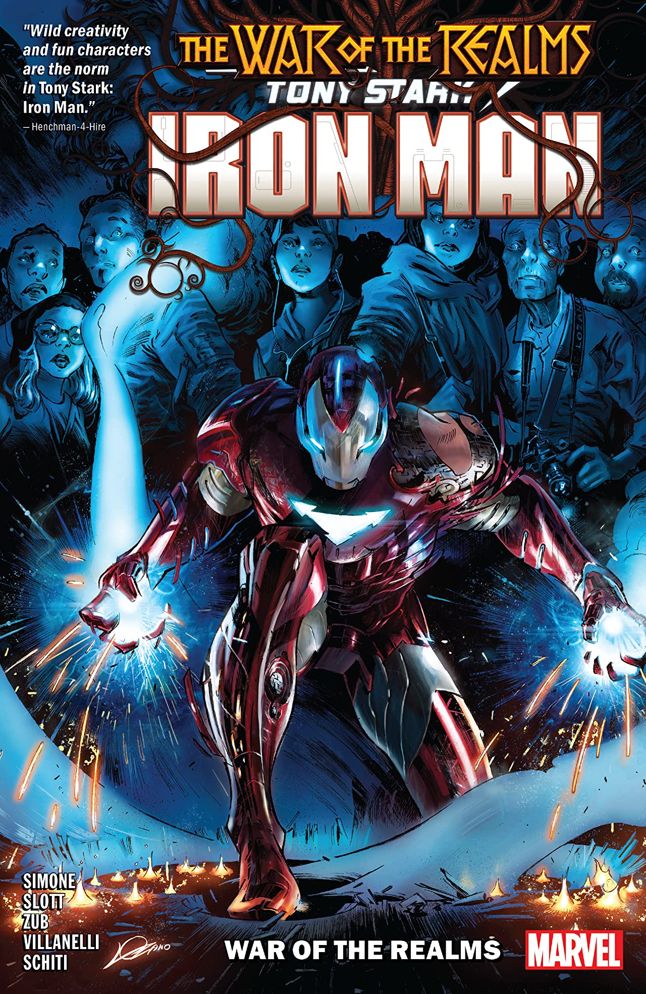 Tony Stark: Iron Man Tome 3: War Of The Realms