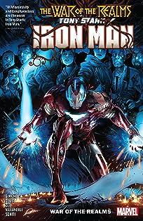 Tony Stark: Iron Man Vol. 3: War Of The Realms