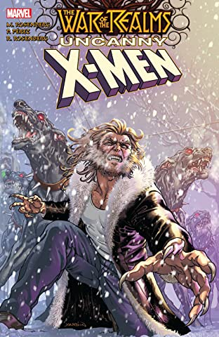 War Of The Realms: Uncanny X-Men
