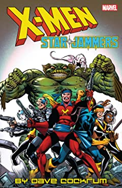 X-Men: Starjammers by Dave Cockrum
