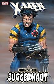 X-Men: Trial Of The Juggernaut