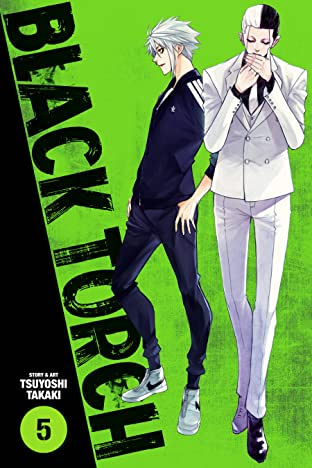 Black Torch Tome 5