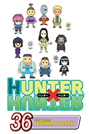 Hunter x Hunter Vol. 36: Balance