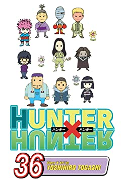 Hunter x Hunter Vol. 36: Balance