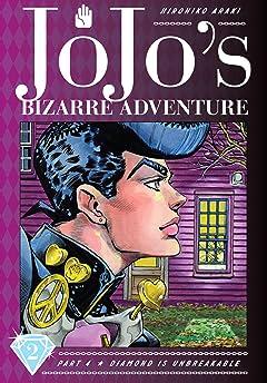 Jojo's Bizarre Adventure: Part 4--Diamond Is Unbreakable Vol. 2