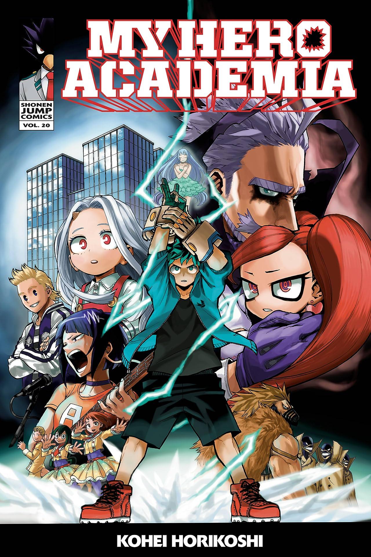 My Hero Academia Vol. 20: School Festival Start!!