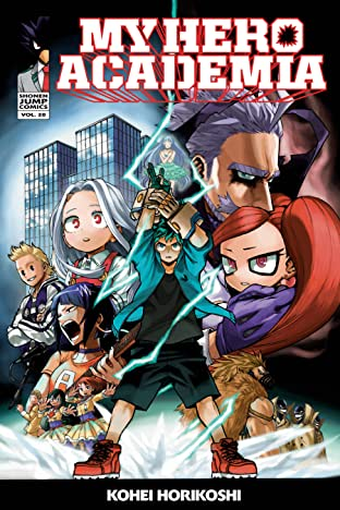 My Hero Academia Vol. 20: School Festival Start!!