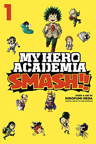 My Hero Academia: Smash!! Tome 1