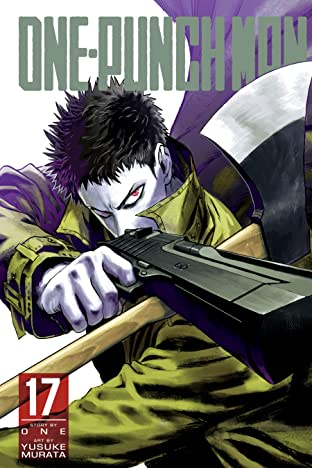 One-Punch Man Tome 17