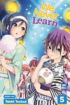 We Never Learn Tome 5: On a Clamorous Night, [X] Cannot Study