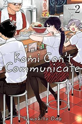 Komi Can't Communicate Vol. 2