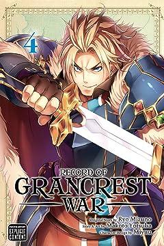 Record of Grancrest War Vol. 4