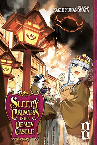 Sleepy Princess in the Demon Castle Tome 8