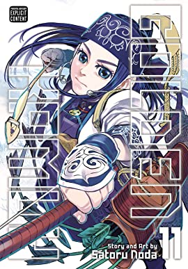 Golden Kamuy Vol. 11