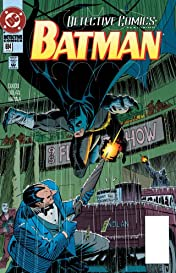 Detective Comics (1937-2011) #684