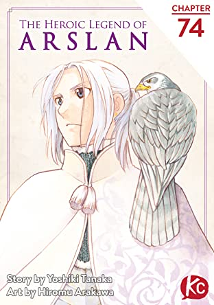 The Heroic Legend of Arslan No.74