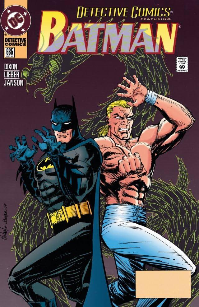 Detective Comics (1937-2011) #685