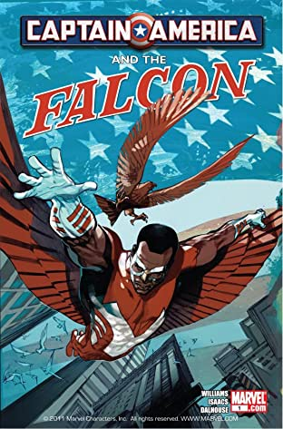 Captain America and Falcon No.1