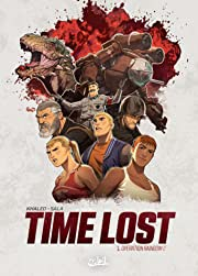 Time Lost Tome 1: Opération Rainbow 2