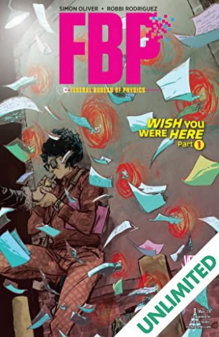 FBP: Federal Bureau of Physics #8