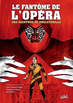 Rouletabille Vol. 3: Le Fantôme de l'Opéra
