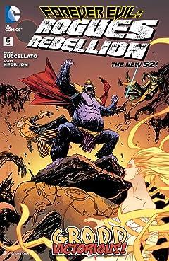 Forever Evil: Rogues Rebellion (2013-2014) No.6 (sur 6)