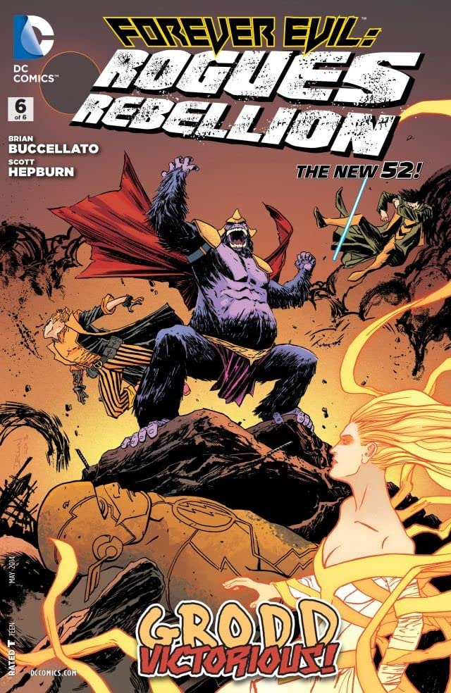 Forever Evil: Rogues Rebellion (2013-2014) #6 (of 6)