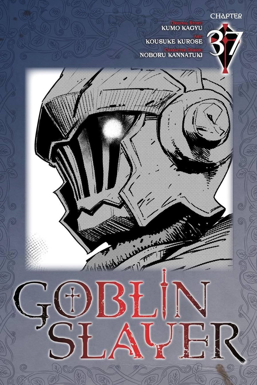 Goblin Slayer #37