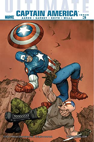 Ultimate Comics Captain America #3 (of 4)