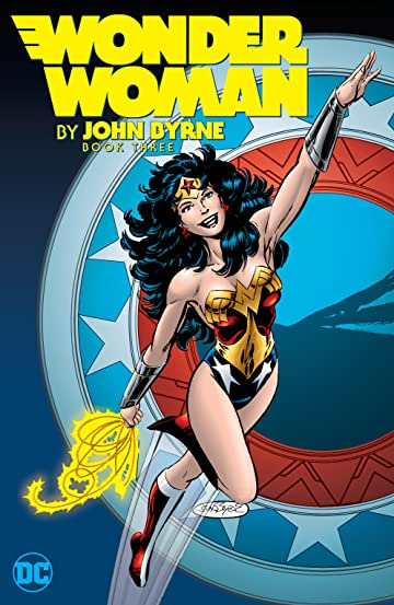 Wonder Woman by John Byrne Vol. 3