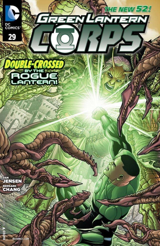 Green Lantern Corps (2011-2015) #29