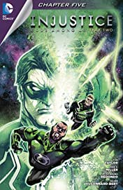 Injustice: Gods Among Us: Year Two (2014-) #5