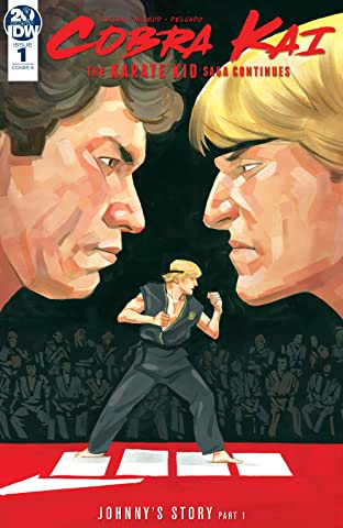 Cobra Kai: The Karate Kid Saga Continues No.1 (sur 4)
