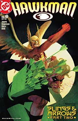 Hawkman (2002-2006) No.6