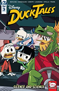 DuckTales: Silence & Science #3