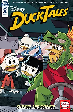 DuckTales: Silence & Science No.3