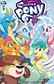 My Little Pony: The Feats of Friendship #3