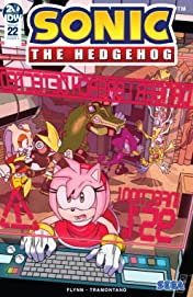 Sonic The Hedgehog (2018-) #22