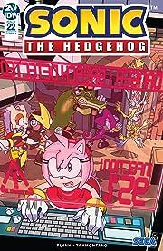 Sonic The Hedgehog (2018-) #22