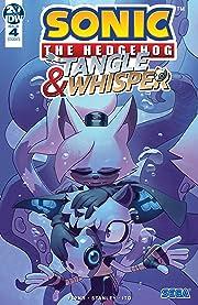 Sonic the Hedgehog: Tangle & Whisper #4
