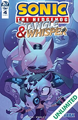 Sonic the Hedgehog: Tangle & Whisper #4
