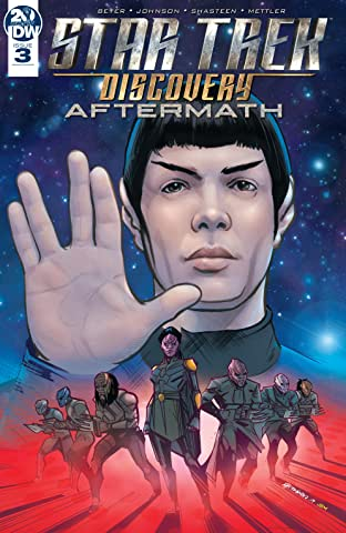 Star Trek: Discovery: Aftermath #3