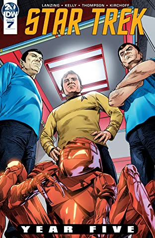 Star Trek: Year Five No.7