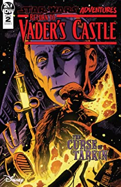 Star Wars Adventures: Return to Vader's Castle #2 (of 5)