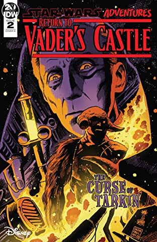 Star Wars Adventures: Return to Vader's Castle No.2 (sur 5)